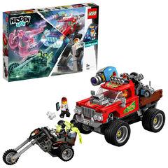 LEGO Hidden Side Camión acrobático del fuego (70421)
