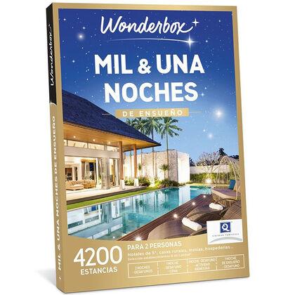 Wonderbox Mil y Una Noches de ensueño