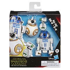 Figuras Hasbro Star Wars E9 Pack Lujo