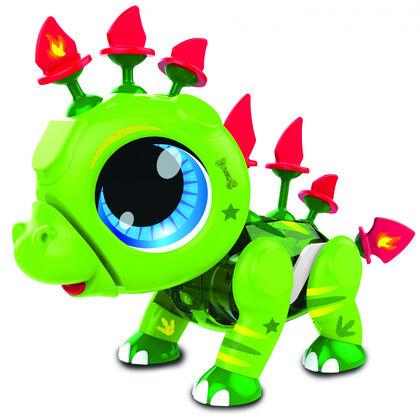 Juego de construcción Famosa Build a bot Dino / Dragón