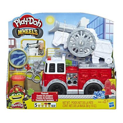 Play Doh Camión de bomberos