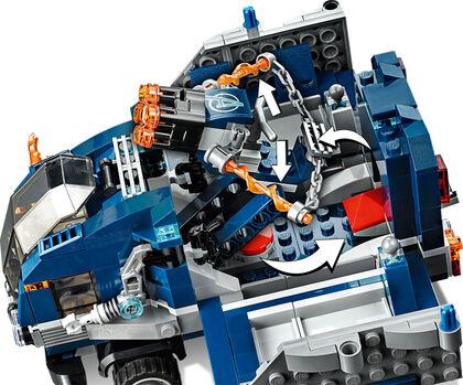LEGO Marvel Avengers Movie 4  Vengadores: Derribo del Camión (76143)