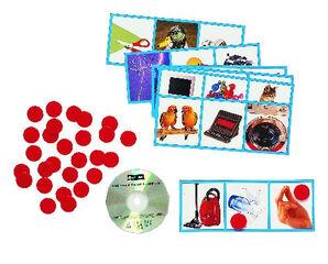 Juego Nathan Lotus Sonora sonidos cotidianos CD