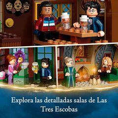 LEGO Harry Potter Visita la Aldea de Hogsmeade™(76388)