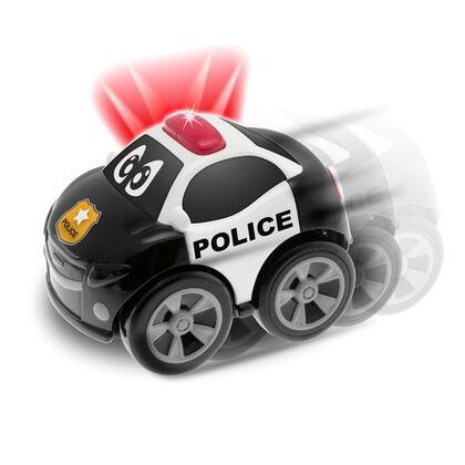 Vehículo Chicco Peter Police - Policía