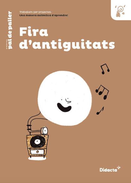 FIRA D'ANTIGUITATS-QUADERN DE CAMP Didacta Plus 9788417803056