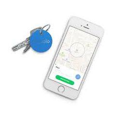 Llavero Localizador GPS Azul