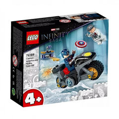 Lego S.Herois Tbd-22