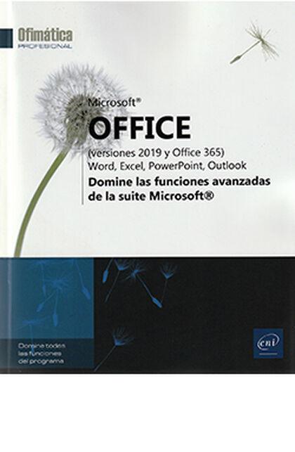 Microsoft® Office (versiones 2019 y Office 365)