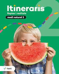 Natural-itineraris/20 PRIMÀRIA 2 Text 9788441233317