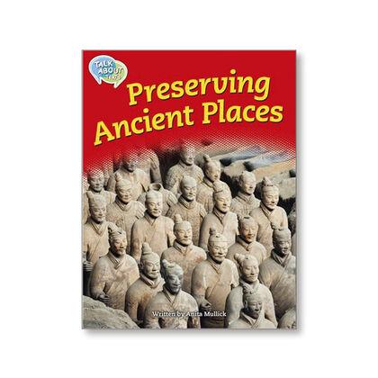 TA L19 PRESERVING ANCIENT PLACES Macmillan 9781420241167