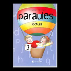 NOVES PARAULES LECTURA 3 Salvatella 9788484124078