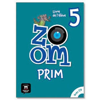 Zoom/Cahier/16 PRIMÀRIA 5 Difusion Macmillan 9788416657216