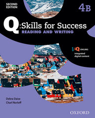 OUP Q Skills 4B R&W Oxford LG 9780194820738