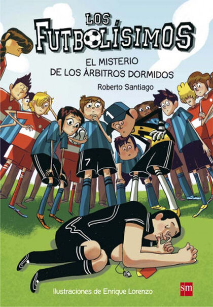 Misterio de los árbitros dormidos, El