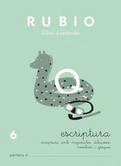 ESCRIPTURA 06 PRIMÀRIA Rubio 9788489773561