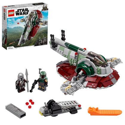 LEGO Star Wars Nave Estelar de Boba Fett