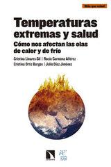 Temperaturas extremas y salud