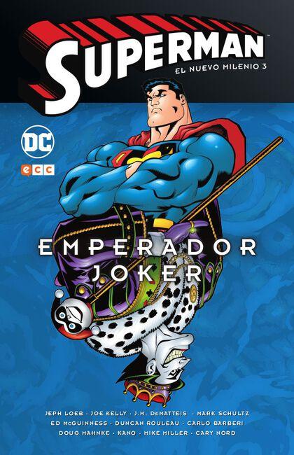 Superman: El nuevo milenio 3 - Emperador