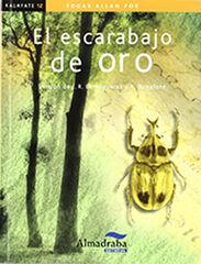 KALAFATE ESCARABAJO DE ORO Almadraba 9788483089248