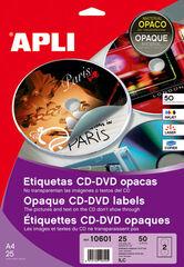 ETIQ.PARA CD MEGA MATE    25F