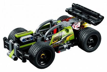 LEGO Technic ¡Golpe! (42072)