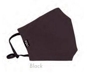 Mascarilla Fuli Higiénica Reutilizable Colors M Negro
