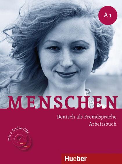 MENSCHEN A1 ARBEITSBUCH+CD Hueber Internacional 9783191119010