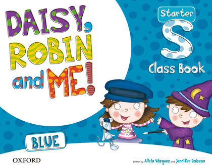 Oup p3 daisy, robin & me blue sta