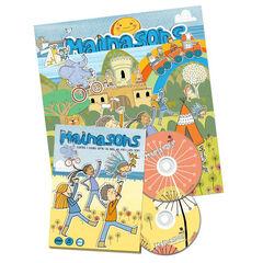 MAINASONS CANTA I BALLA  CD+DVD VOL .2