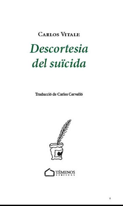 Descortesia del suicida