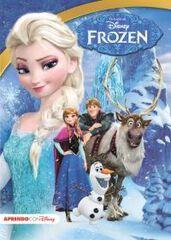 Frozen. Leo, juego y aprendo