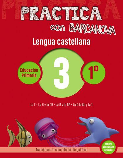 PRACTICA LENGUA 03 Barcanova Quaderns 9788448945282