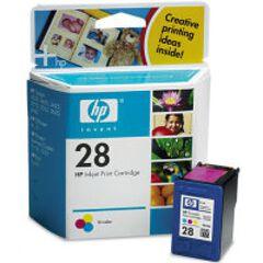 Recambio HP Original 3320 (28) Color
