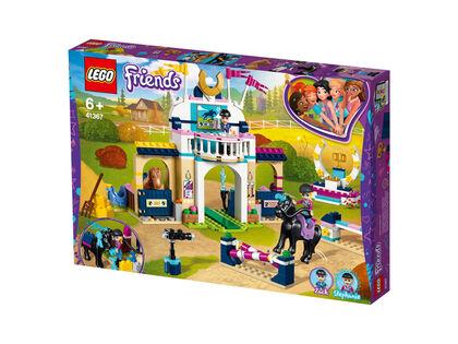LEGO Friends Concurso saltos Stephanie (41367)