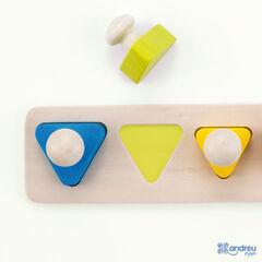 Encaje triángulos Maxi Pivote Andreu Toys