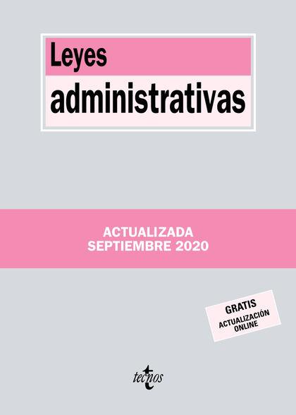 Leyes administrativas