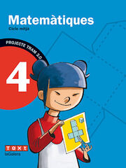 MATEMÀTIQUES TRAM 2.0 4t PRIMÀRIA Text 9788441221222