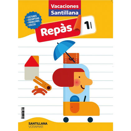 VACANCES REPÀS 1 Voramar Vacances 9788491318330