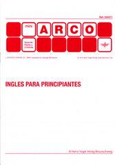 MINI ARCO INGLÉS PARA PRINCIPIANTES MINIARCO 9788492490509