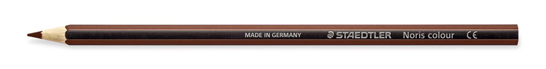 Lápices de colores Staedtler Colour Marrón 12 unidades