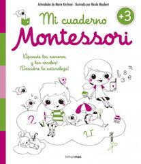 Mi cuaderno Montessori +3
