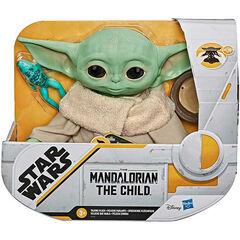 Peluche parlante Star Wars Mandalorian Baby Yoda - 19cm