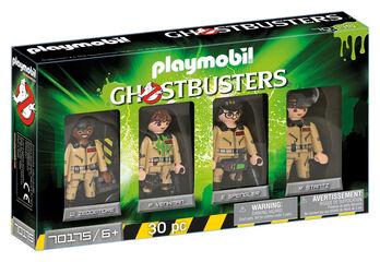 Playmobil Ghostbusters Set de figuras