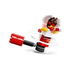 LEGO Ninjago Set de Batalla Legendaria: Kai vs. Skulkin (71730)