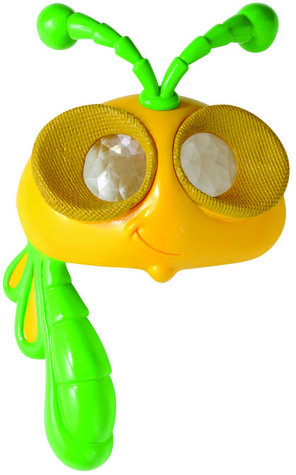 Gafas caleidoscopio Insecto 19mm
