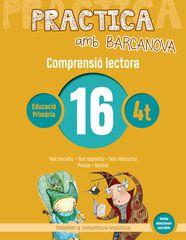 PRACTICA AMB BARCANOVA 16. COMPRENSIÓ LECTORA Barcanova Quaderns 9788448948597