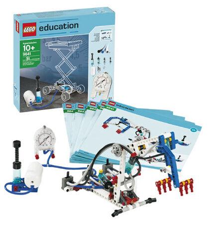 LEGO Education Neumáticos Add-On set (9641)