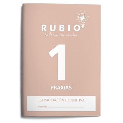 ESTCOG 1 PRAXIAS Rubio 9788485109999
