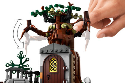 LEGO Hidden Side Misterio del cementerio (70420)